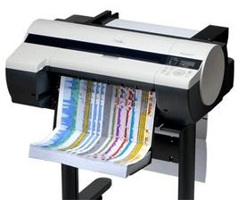 NeuraJet17 wide format well log printer/plotter