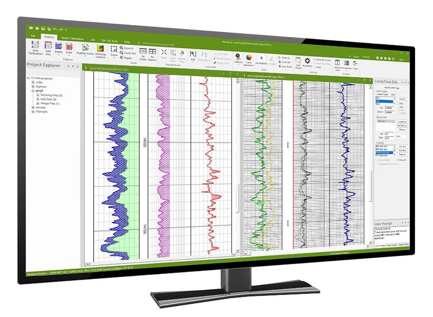 screenshot neuralog software